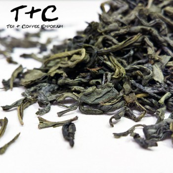 China Yunnan OP Green Tea