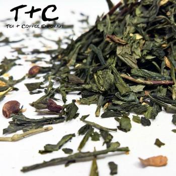Guarana Tea - Guarana, Sencha, Ceylon OPA Green Tea