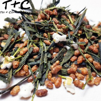 Genmaicha Japanese Original (玄米茶,Brown Rice Tea)