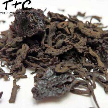 Pu Erh Plum Slimming Red Tea
