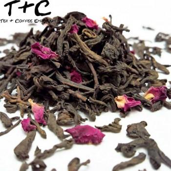 Pu Erh Rum & Rose Slimming Red Tea